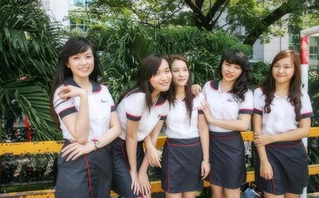 Đồng Phục Đẹp Của Sinh Viên Đại Học Việt Nam