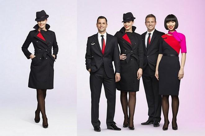 Những bộ đồng phục hàng không quyến rũ nhất hành tinh 5