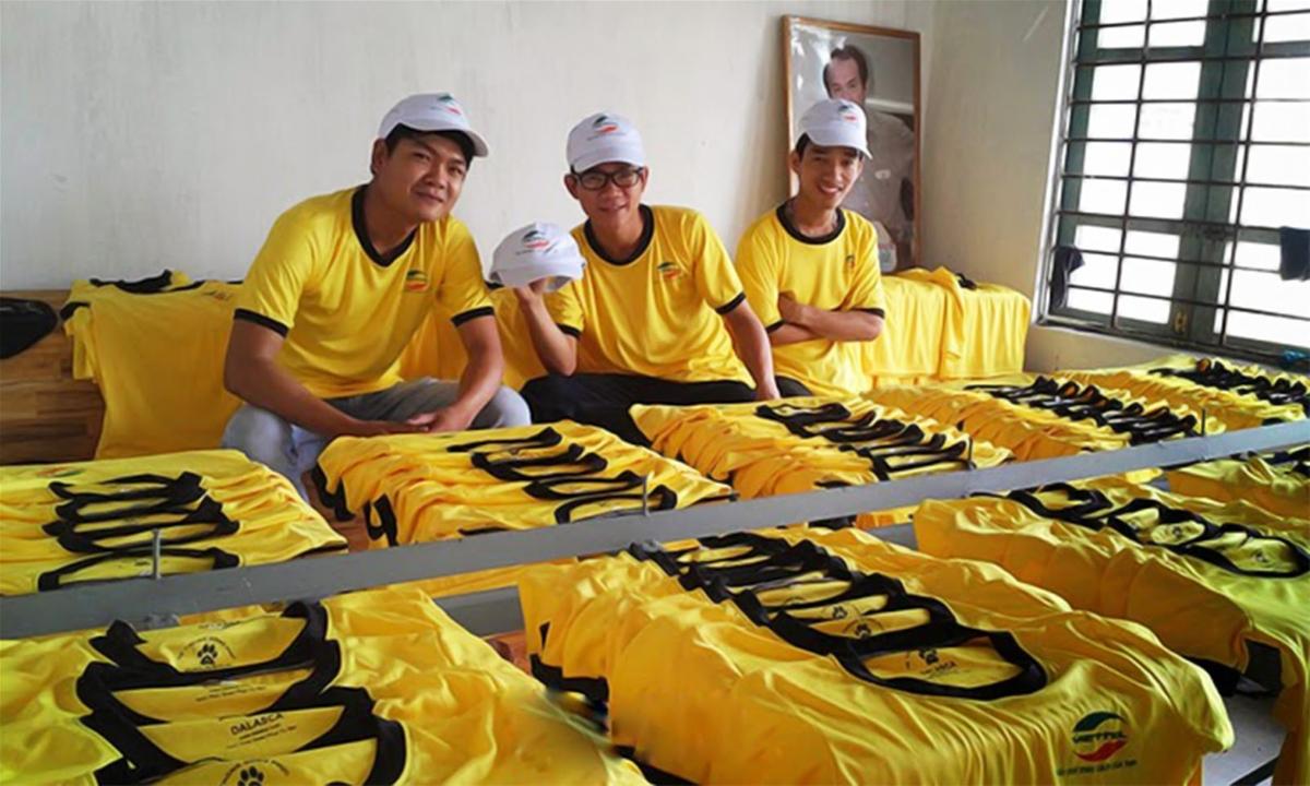 7 bước làm đồng phục cùng xưởng may đồng phục Sao Việt phần 2