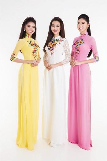 Đồng phục áo dài, nét đẹp người phụ nữ Việt Nam hiện đại
