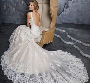 Lóa mắt cùng những bộ váy cưới đẹp nhất hành tinh