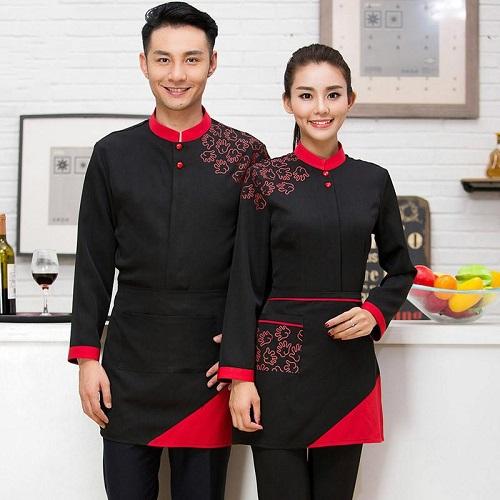 May đồng phục nhà hàng – khách sạn: Sự phong cách tạo nên nét đẳng cấp