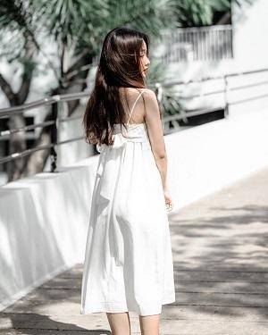 Ngất ngây cùng những mốt váy xinh cho mùa hạ chí năm 2018