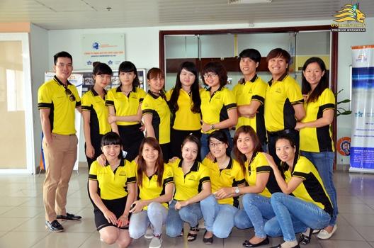 Xưởng May Đồng Phục Sao Việt-Vững Bước Phát Triển