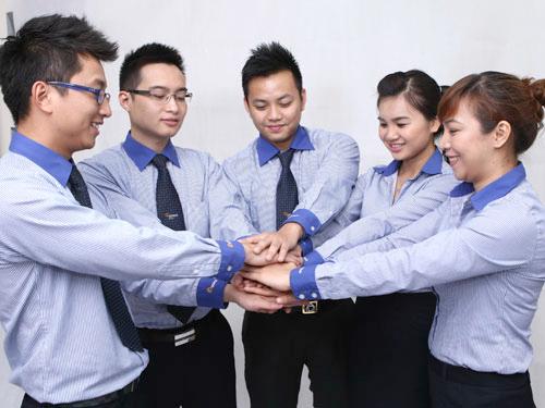 Xưởng may đồng phục bình dương Sao Việt-Xưởng may uy tín chất lượng